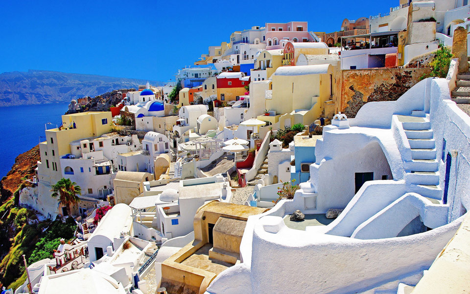 Santorini Tours and Santorini Island Drives